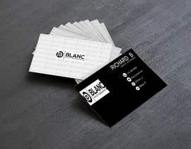 nº 7 pour design business card - BP par Shr13500