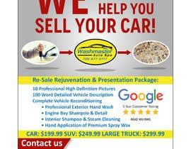 #10 untuk Advertisement Page / Banner Advertisement / Flyer Design 2 oleh Cashhntr