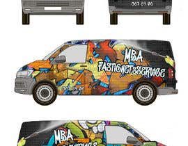 #46 for Carwrapping by Marynaionova