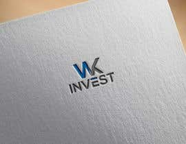 Nro 11 kilpailuun Name: WK Invest   Like minimalist design with straight lines, and Max 2-3 colors. We sell cars, property and is a very «round» company käyttäjältä heisismailhossai