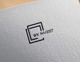 Nro 34 kilpailuun Name: WK Invest   Like minimalist design with straight lines, and Max 2-3 colors. We sell cars, property and is a very «round» company käyttäjältä star992001
