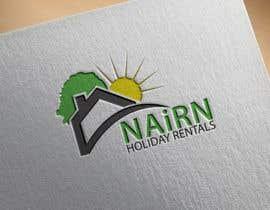 Nro 70 kilpailuun Logo design holiday rental käyttäjältä Pobitro111