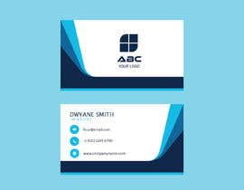 #567 for Design attractive business card by mhkhan4500