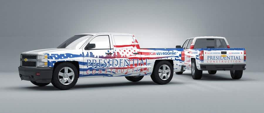 Proposition n°187 du concours Professional Business Vehicle Wrap ($625.00)