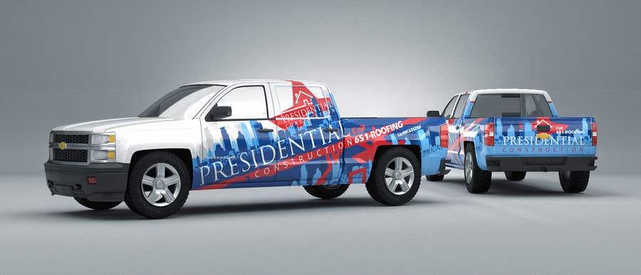 Proposition n°188 du concours Professional Business Vehicle Wrap ($625.00)