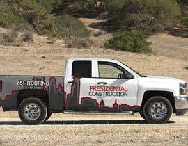nº 107 pour Professional Business Vehicle Wrap ($625.00) par Dorio