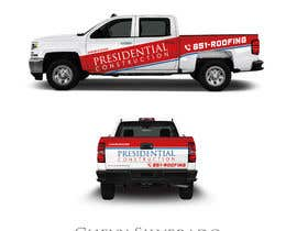 #116 for Professional Business Vehicle Wrap ($625.00) af Lilytan7