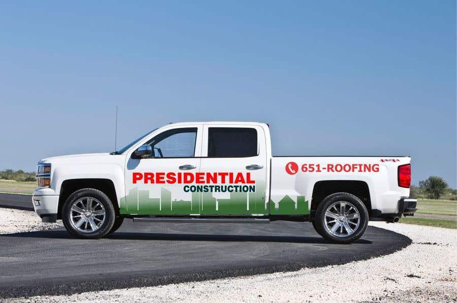 Proposition n°42 du concours Professional Business Vehicle Wrap ($625.00)