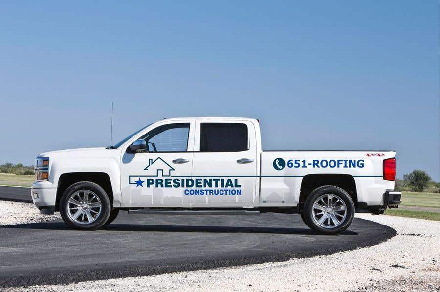 Proposition n°45 du concours Professional Business Vehicle Wrap ($625.00)