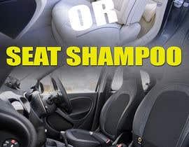 """#1 untuk Sign/Poster for """"Carpet or Seat Shampoo"""" oleh Caridev"""