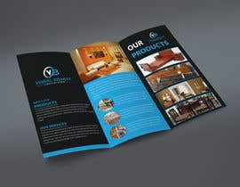 #10 para Design Professional A4 Brochure por Uttamkumar01