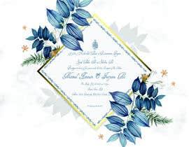 #50 for Need a Wedding Invitation Card by tayybaaamir