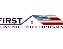 #26 untuk REFRESH logo for First Construction Company oleh shihabshahriar00
