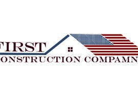 #27 untuk REFRESH logo for First Construction Company oleh shihabshahriar00