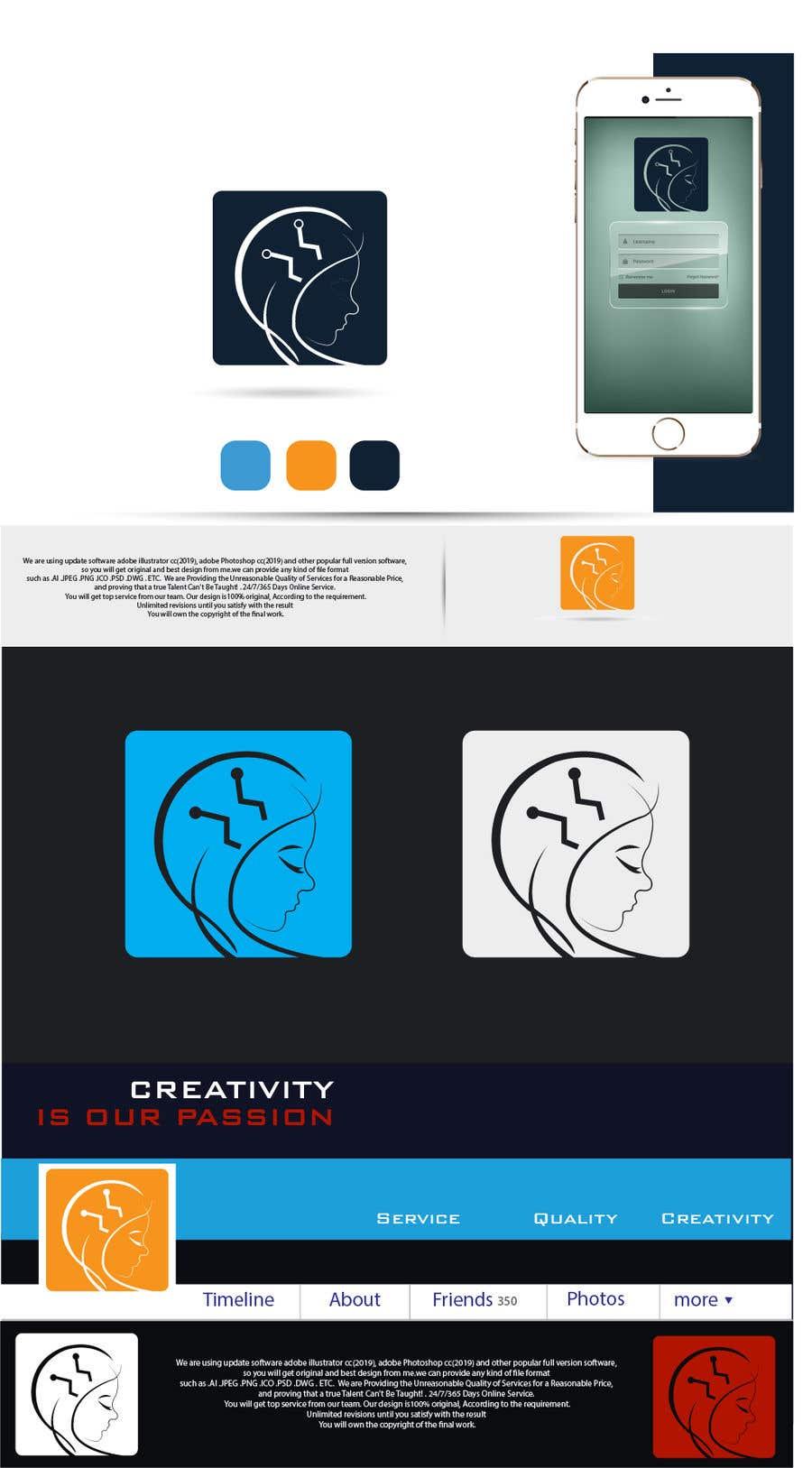 Penyertaan Peraduan #62 untuk Design an App Icon for an IOS App in prerelease stage