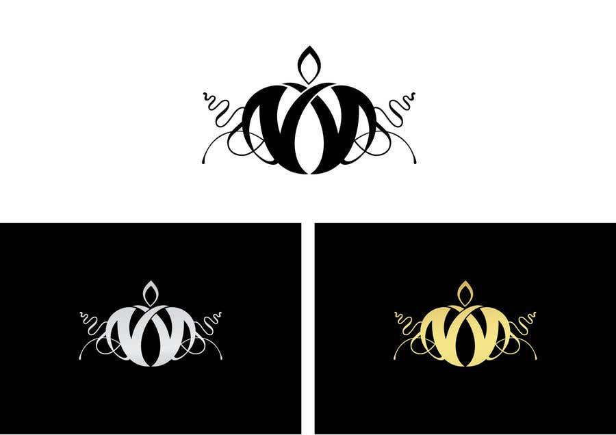 Kilpailutyö #176 kilpailussa Our wedding logo