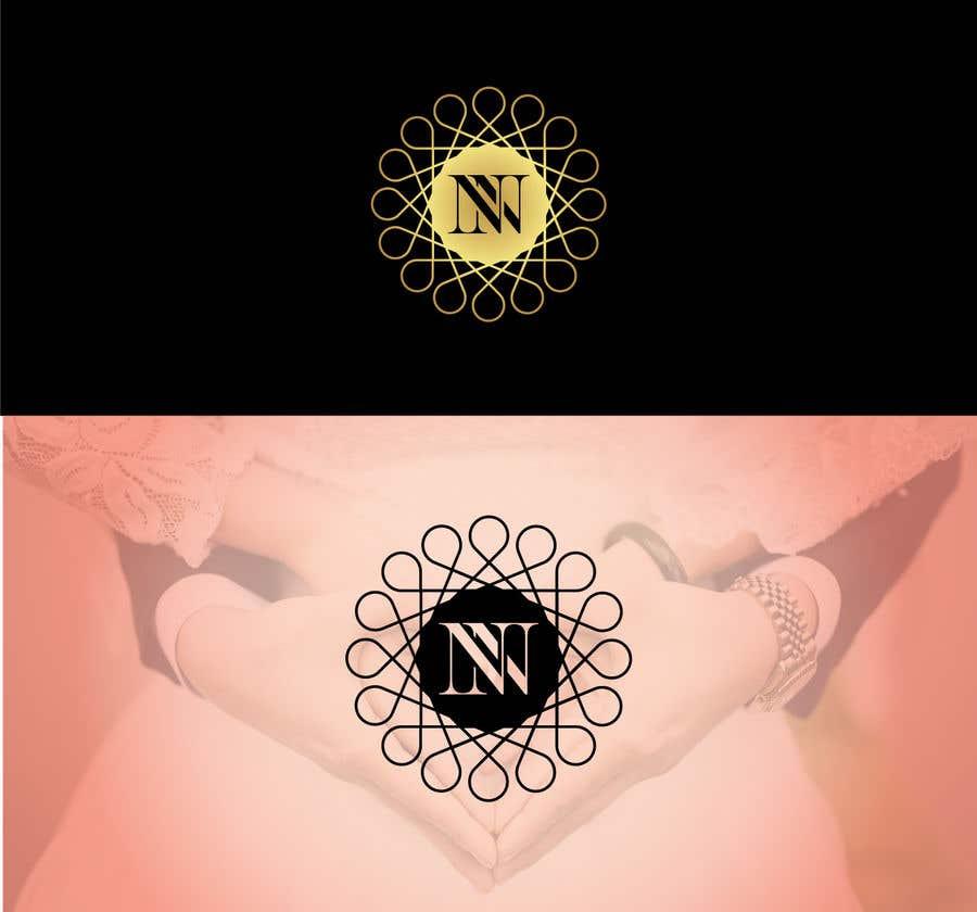 Kilpailutyö #323 kilpailussa Our wedding logo