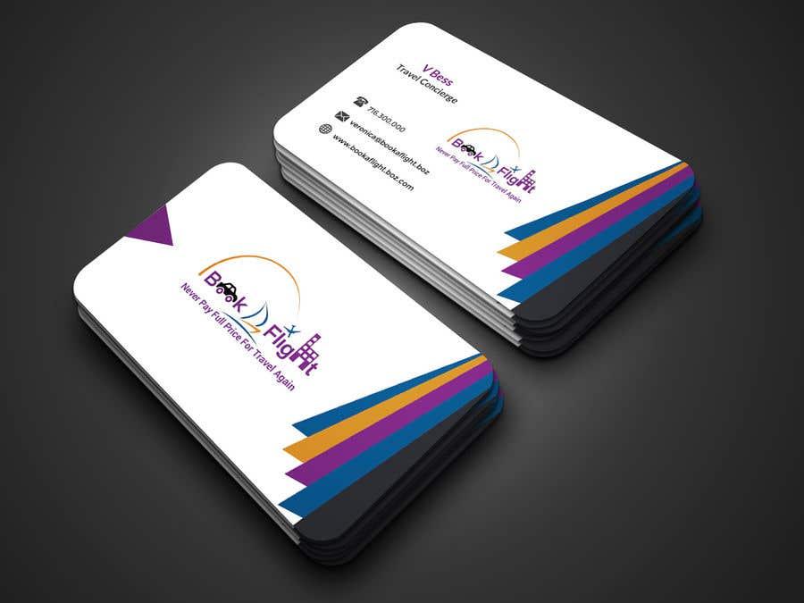 Penyertaan Peraduan #16 untuk Business Card Layout