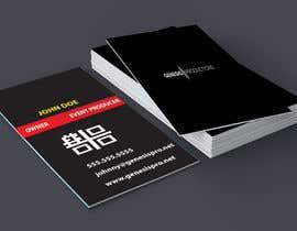 #200 untuk Business Card Layout oleh apple1839