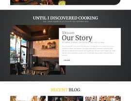 Nro 7 kilpailuun Build a responsive theme for a restaurant with rotator menu käyttäjältä saidesigner87