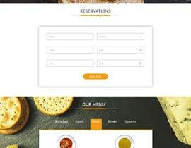 Nro 9 kilpailuun Build a responsive theme for a restaurant with rotator menu käyttäjältä margipansiniya