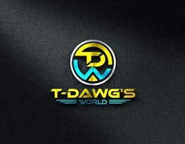 nº 133 pour Logo for T-Dawg's World par samuel2066