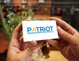#130 for This is a contest to rework the Patriot Roofing & Restoration LLC by studio6751