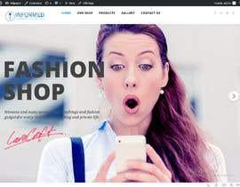 #7 for Update Website af hosnearasharif