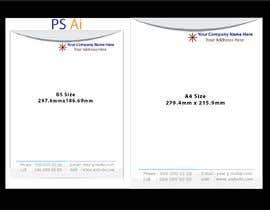 #9 untuk Logo and letter head design oleh anantadhar1175