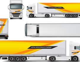 #3 for Graphic design for car wraping (VAN) af mdparvez2013