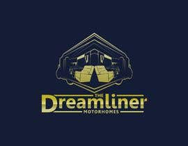 #525 for Design a logo for out Motorhome Brand - The Dreamliner by eddy82