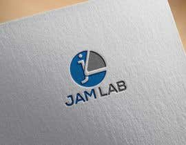 #38 untuk I need an identity / logo designed with a tag line. My picture is a guide and you don't need to use it. Title is 'Jam Lab' and Tagline is 'A Collaboration Forum for Songwriters'. I want something fresh, cool and sleek. oleh heisismailhossai