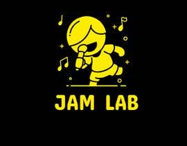 #19 untuk I need an identity / logo designed with a tag line. My picture is a guide and you don't need to use it. Title is 'Jam Lab' and Tagline is 'A Collaboration Forum for Songwriters'. I want something fresh, cool and sleek. oleh saidulilancer