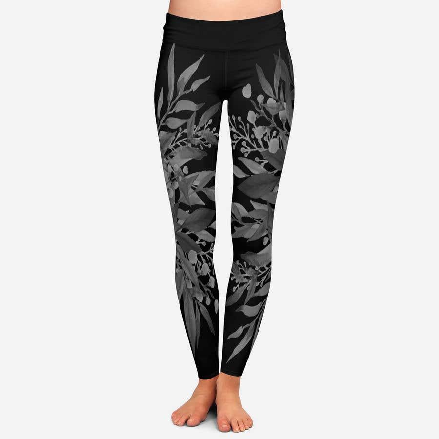 Конкурсная заявка №315 для Design futuristic leggings for sublimation print