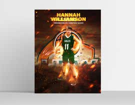 nº 27 pour Intimidating Basketball Design par IslamNasr07
