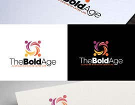"#157 для Logo for website called ""The Bold Age"" от eddesignswork"