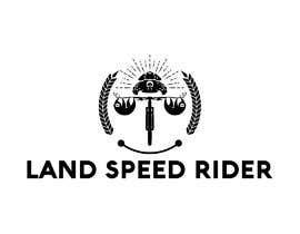 #28 for Design the Land Speed Rider logo! by ZakTheSurfer