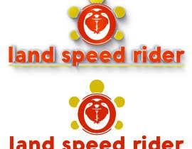 #35 for Design the Land Speed Rider logo! by ZakTheSurfer