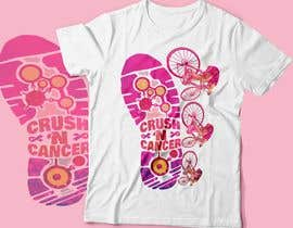 #39 for T shirt design for Breast Cancer fundraiser by czsidou
