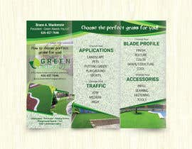 #4 for Needs a brochure for a fake grass company by deepakshan