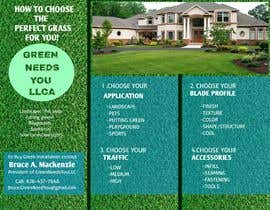 #1 for Needs a brochure for a fake grass company by simran993