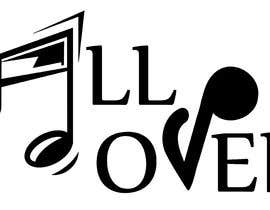 omsonalikavarma tarafından Make me a band logo. Name of the band: ALLOVER için no 46