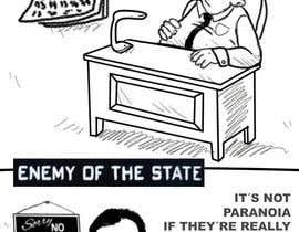 Nro 7 kilpailuun Original Cartoon - Office Humor käyttäjältä irenkgov
