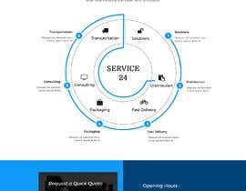 #83 cho Website Design (HTML/CSS) bởi hashimamla03ha