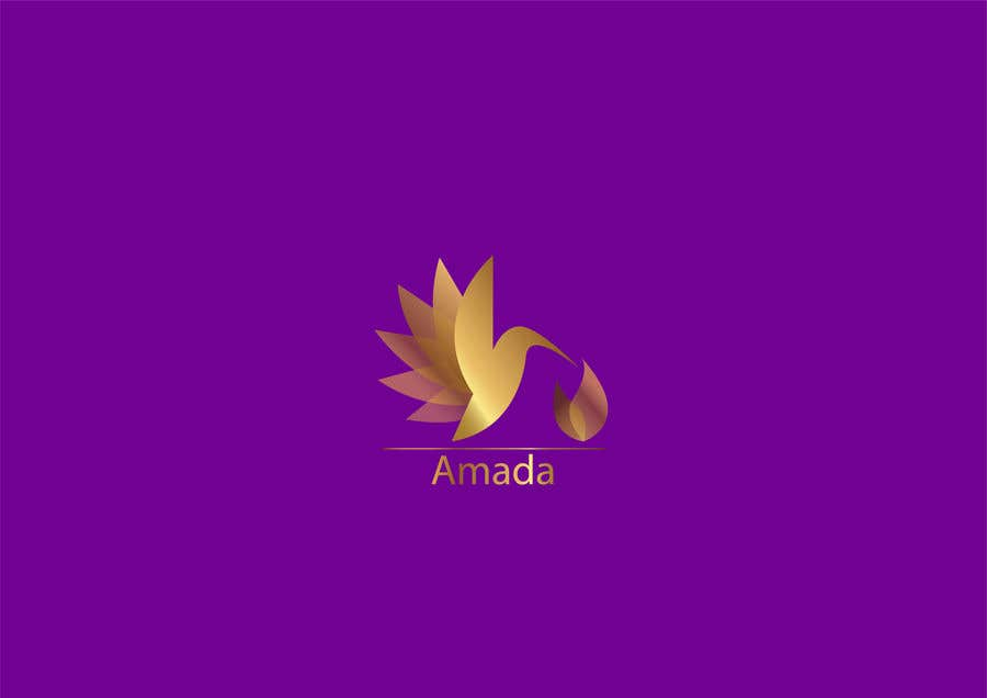 """Konkurrenceindlæg #12 for Logo for a jewelry called """"Amada"""""""