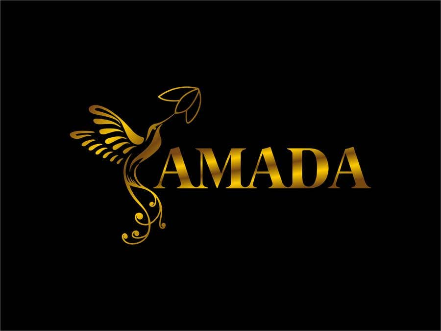 """Konkurrenceindlæg #23 for Logo for a jewelry called """"Amada"""""""
