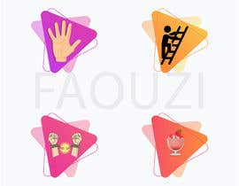 #4 for 4 Instagram story Symbols / Icons af faouzibouyattar