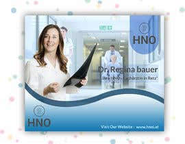 #112 for design for banner ad for a doctor by Dibalala