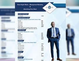 #42 for design digital flyer (((price sheet flyer))) af nayeemalam92