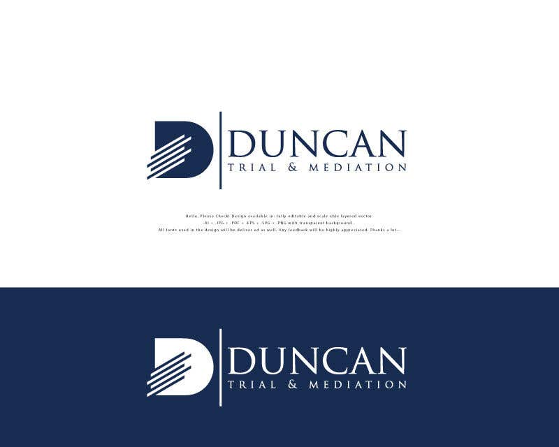 Entry #264 by Nusratjahan01 for Logo Design - Small Law Firm